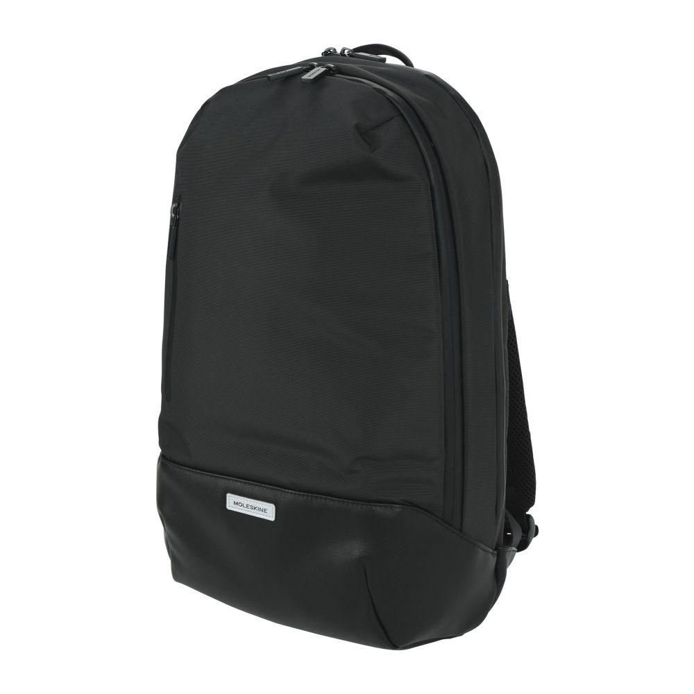 モレスキン MOLESKINE メンズ バックパック・リュック バッグ【metro backpack】Black