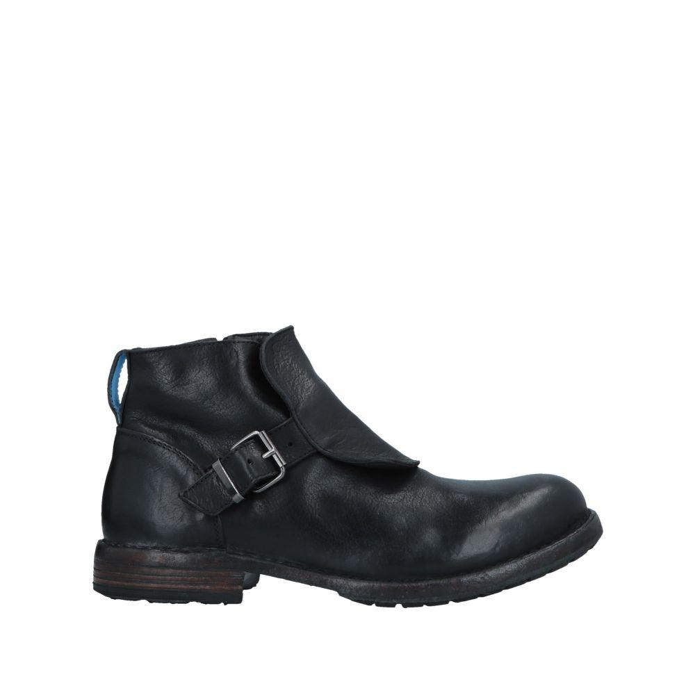 モマ MOMA メンズ ブーツ シューズ・靴【boots】Black