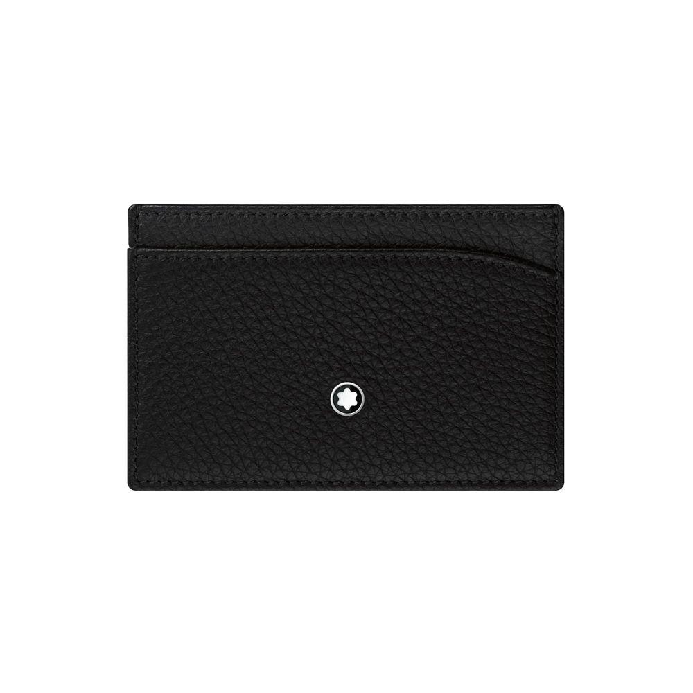 モンブラン MONTBLANC メンズ ビジネスバッグ・ブリーフケース バッグ【pocket holder 3cc document holder】Black