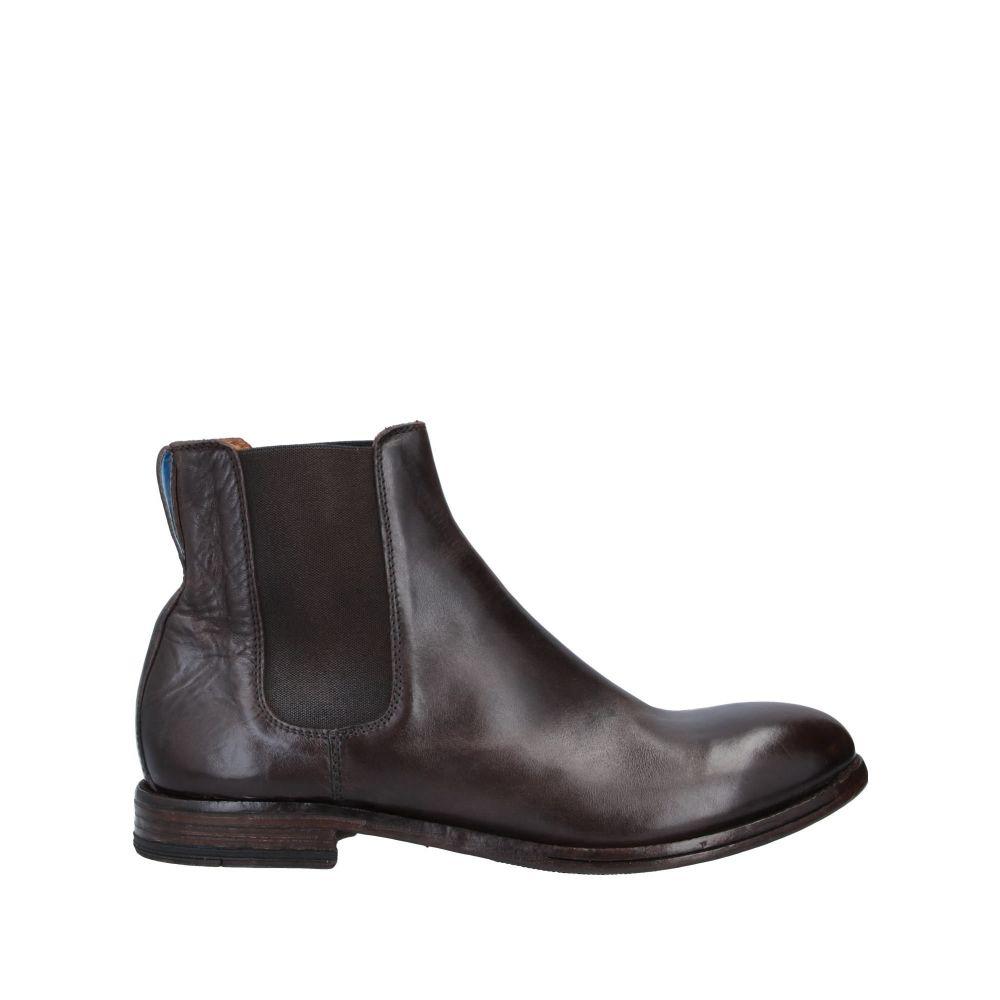 モマ MOMA メンズ ブーツ シューズ・靴【boots】Dark brown