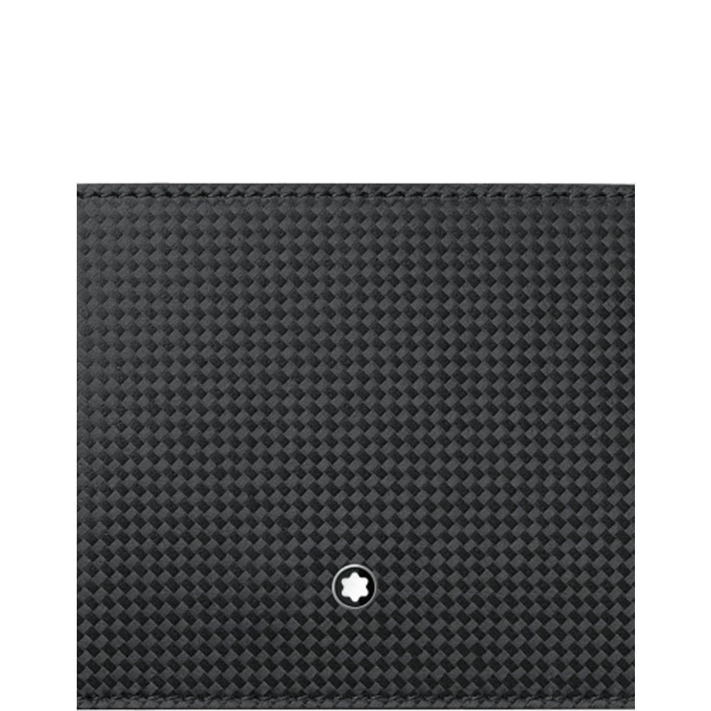 モンブラン MONTBLANC メンズ 財布 【wallet 6cc document holder】Black
