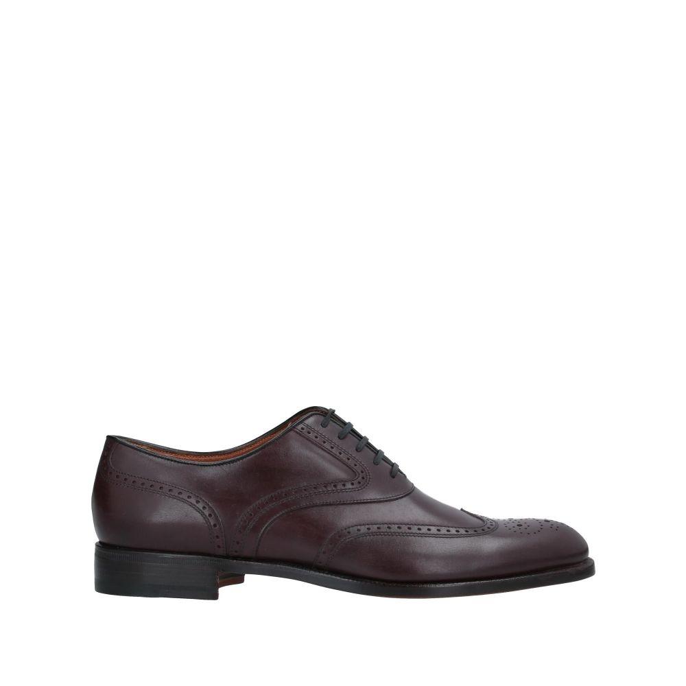 モレスキー MORESCHI メンズ シューズ・靴 【laced shoes】Maroon