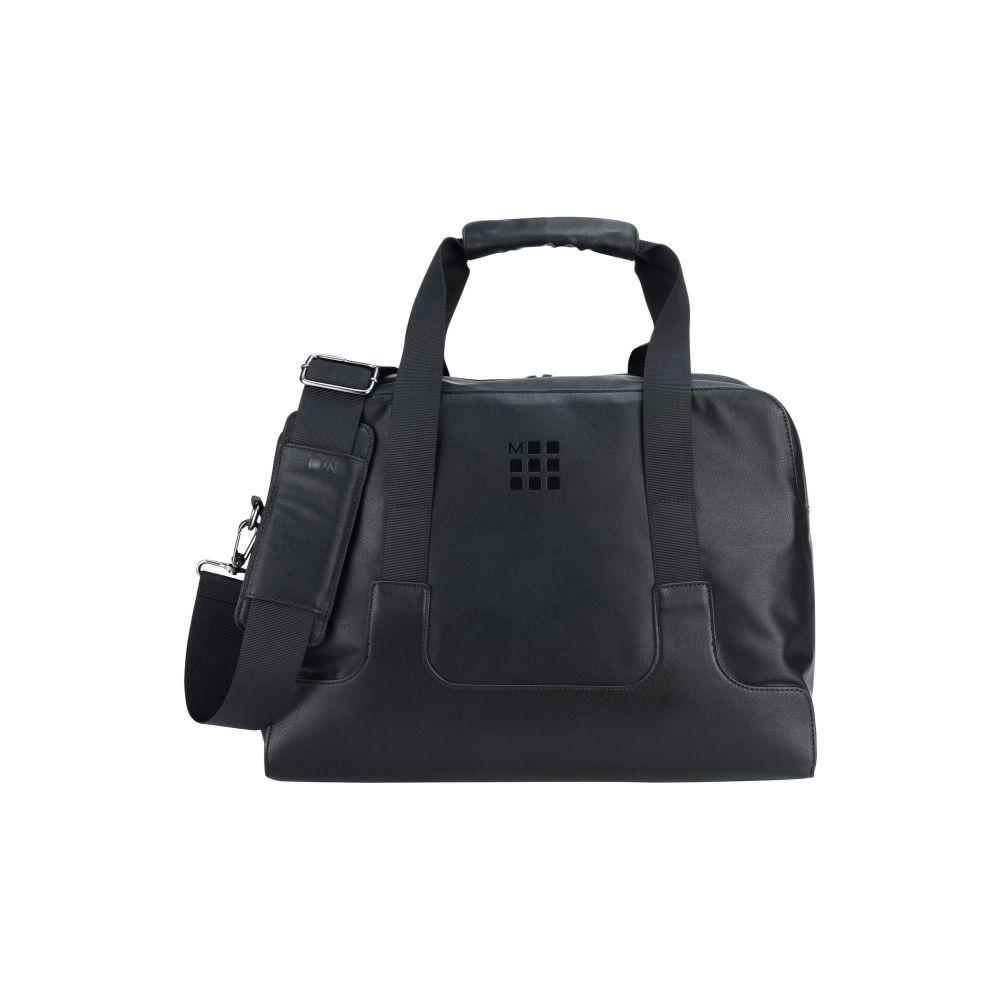 モレスキン MOLESKINE メンズ ボストンバッグ・ダッフルバッグ バッグ【classic duffle bag】Black