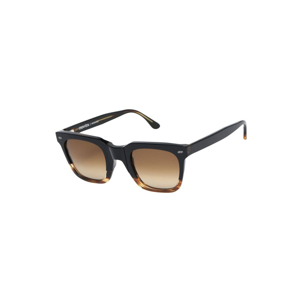 モヴィトラ MOVITRA メンズ メガネ・サングラス 【sunglasses】Brown