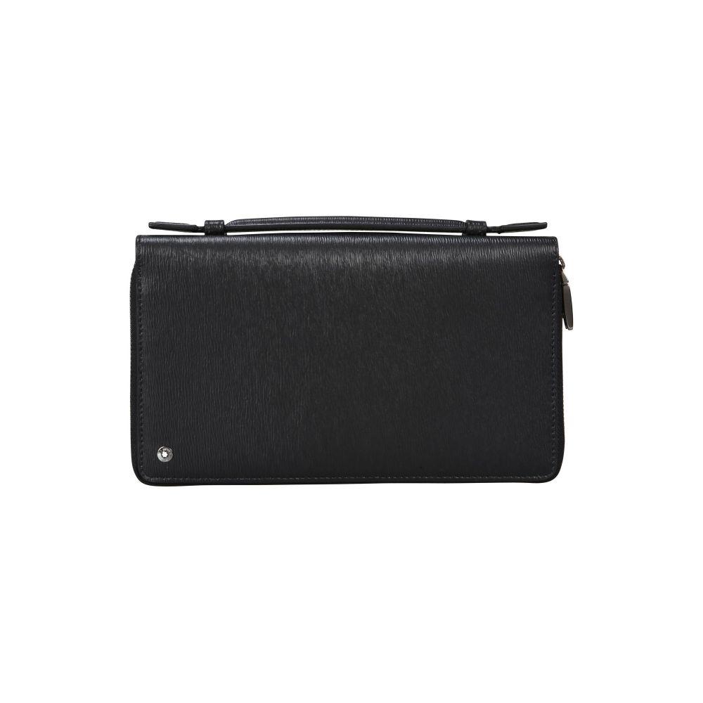 モンブラン MONTBLANC メンズ ビジネスバッグ・ブリーフケース バッグ【travel companion document holder】Black