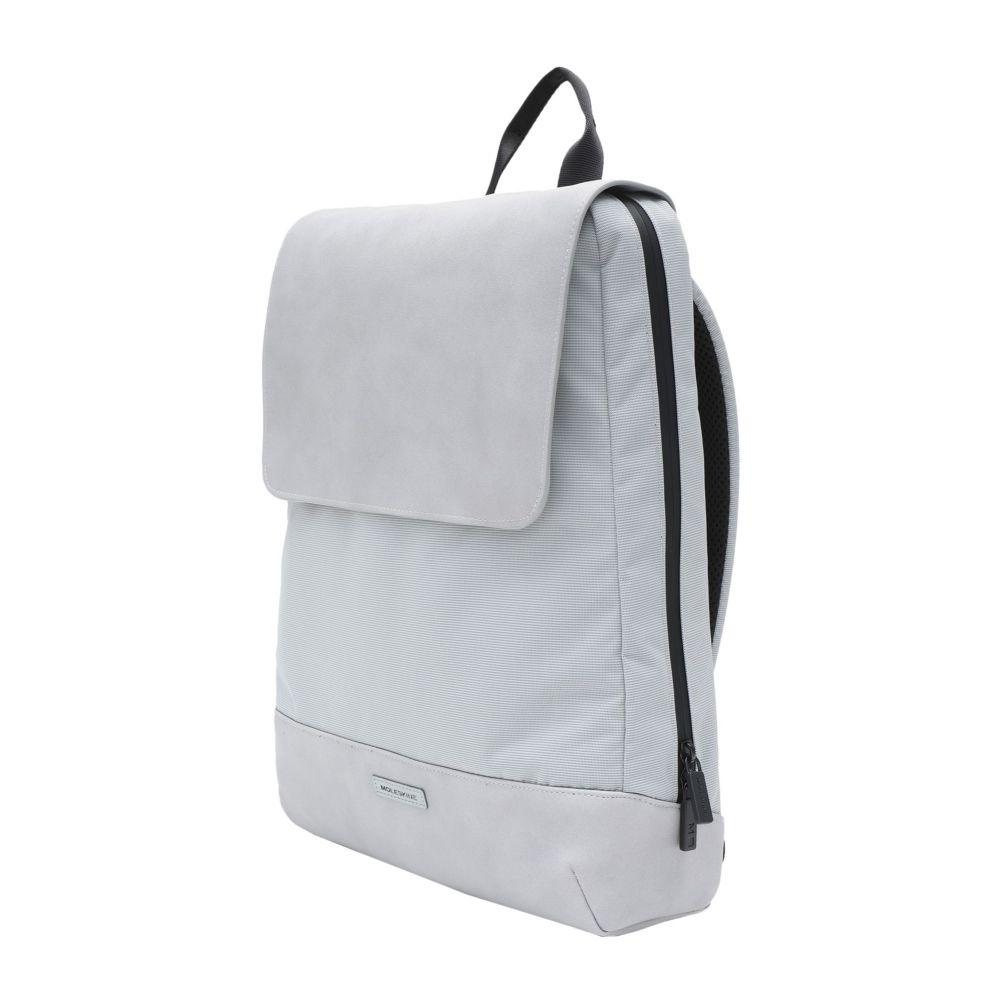 モレスキン MOLESKINE メンズ バックパック・リュック バッグ【metro slim backpack】Light grey