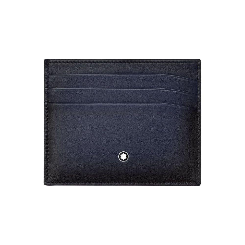 モンブラン MONTBLANC メンズ ビジネスバッグ・ブリーフケース バッグ【pocket holder 6cc document holder】Dark blue