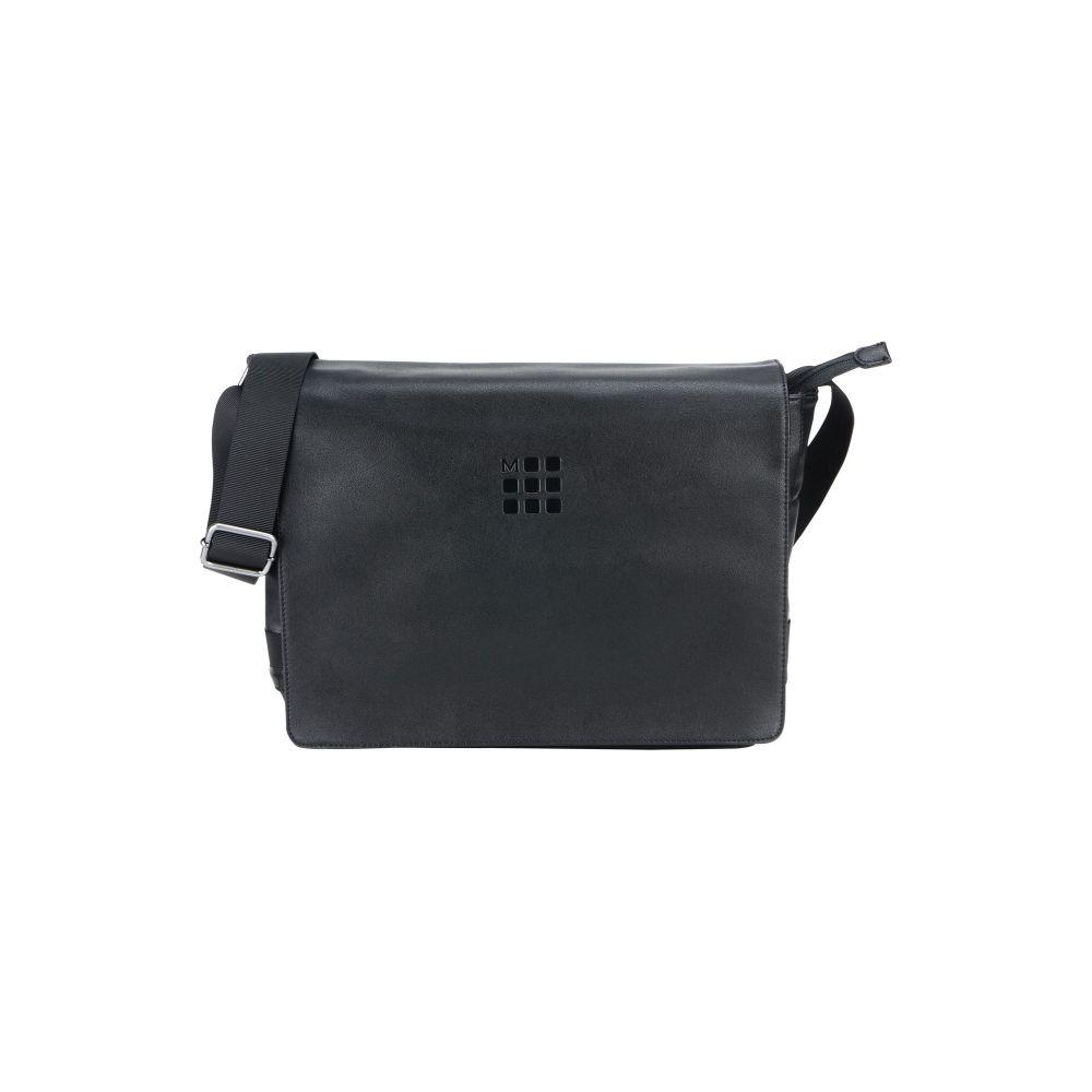 モレスキン MOLESKINE メンズ メッセンジャーバッグ メッセンジャーバッグ バッグ【classic slim messenger bag】Black