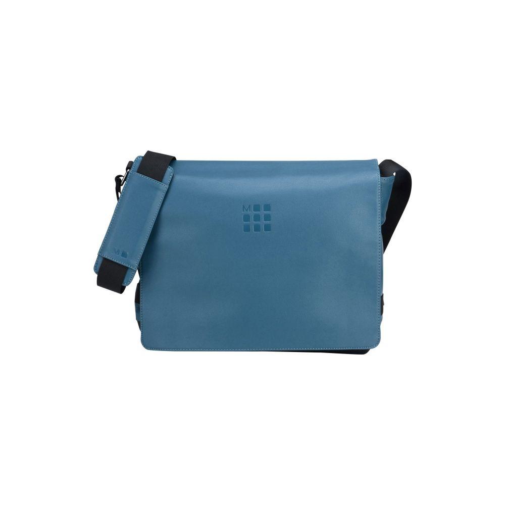 モレスキン MOLESKINE メンズ メッセンジャーバッグ メッセンジャーバッグ バッグ【classic slim messenger bag】Deep jade