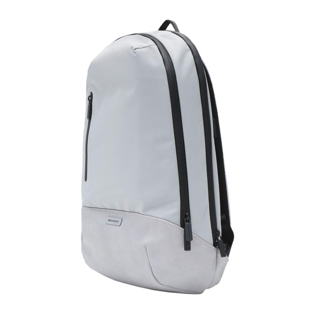 モレスキン MOLESKINE メンズ バックパック・リュック バッグ【metro backpack】Light grey
