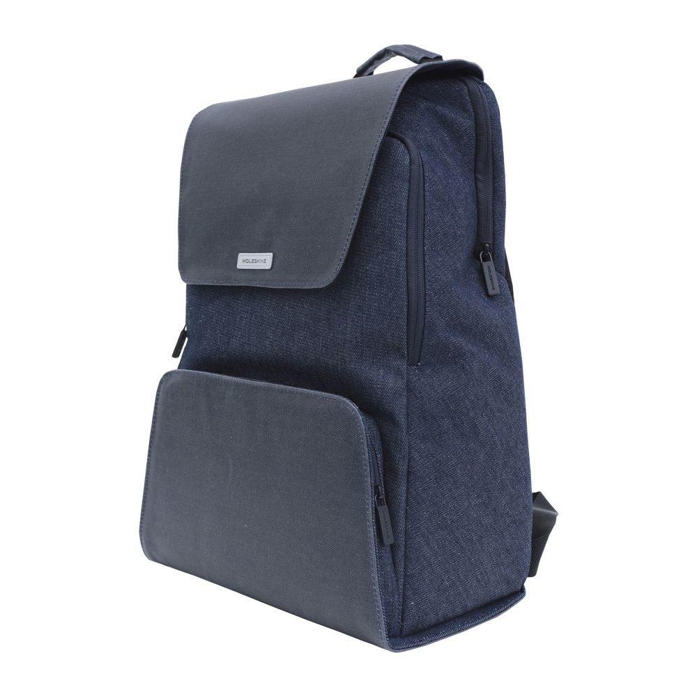 モレスキン MOLESKINE メンズ バックパック・リュック バッグ【nomad backpack】Blue
