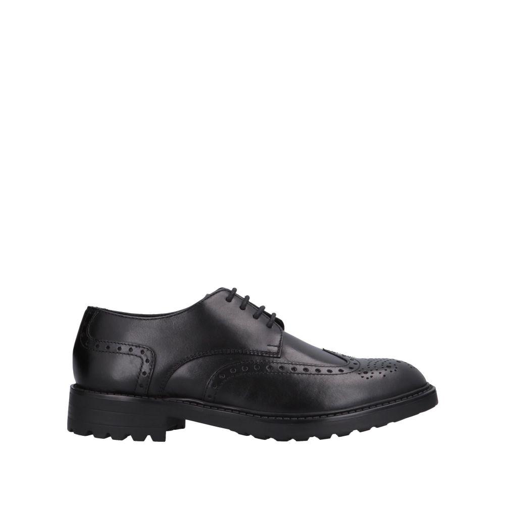 ランバージャック LUMBERJACK メンズ シューズ・靴 【laced shoes】Black