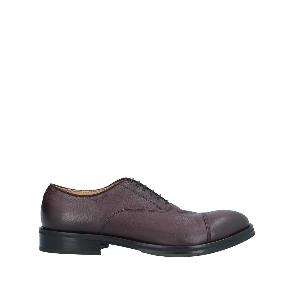 ラパーロ RAPARO メンズ シューズ・靴 【laced shoes】Deep purple