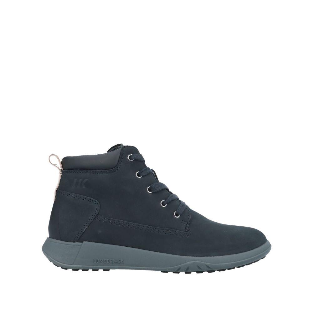 ランバージャック LUMBERJACK メンズ ブーツ シューズ・靴【boots】Dark blue