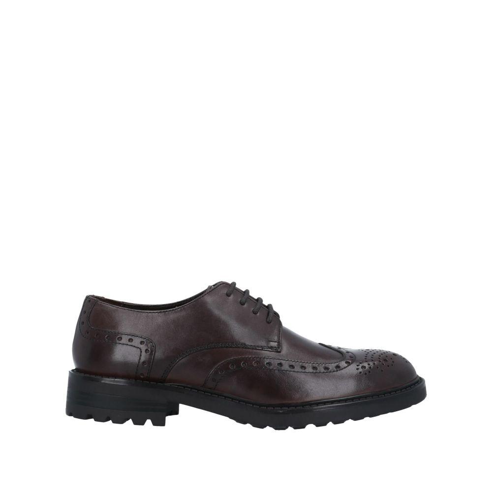 ランバージャック LUMBERJACK メンズ シューズ・靴 【laced shoes】Dark brown