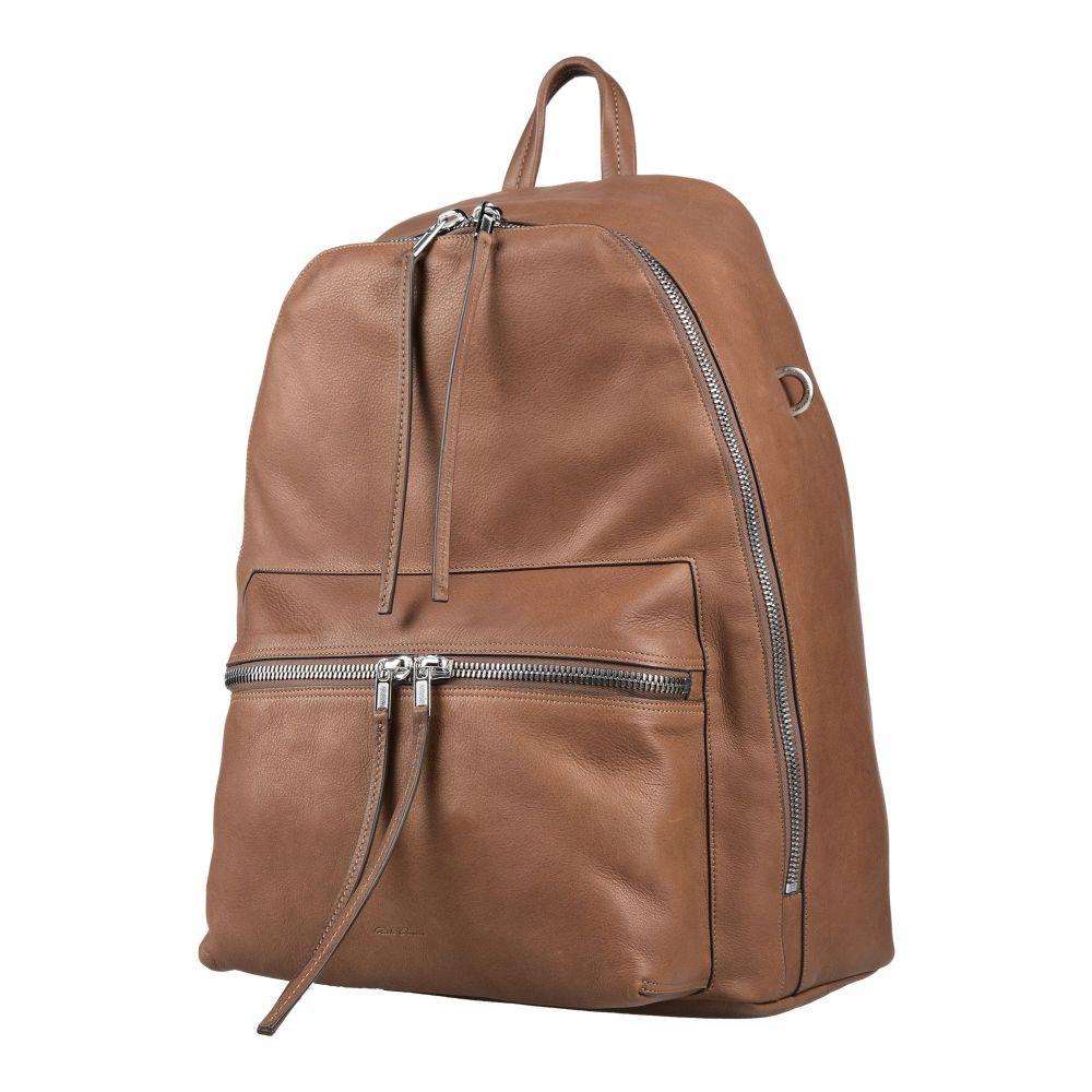 リック オウエンス RICK OWENS メンズ バッグ 【backpack & fanny pack】Brown