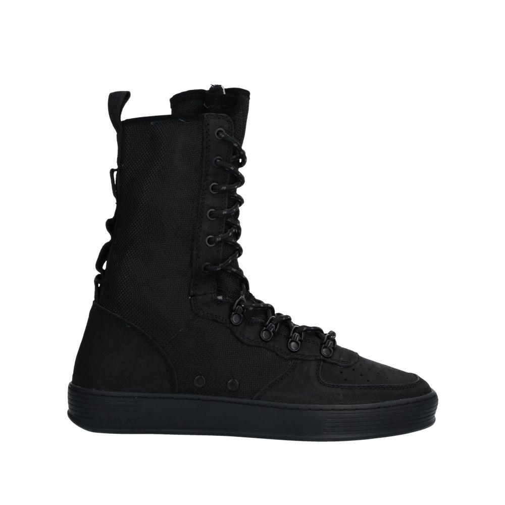 リプレイ REPLAY メンズ ブーツ シューズ・靴【boots】Black