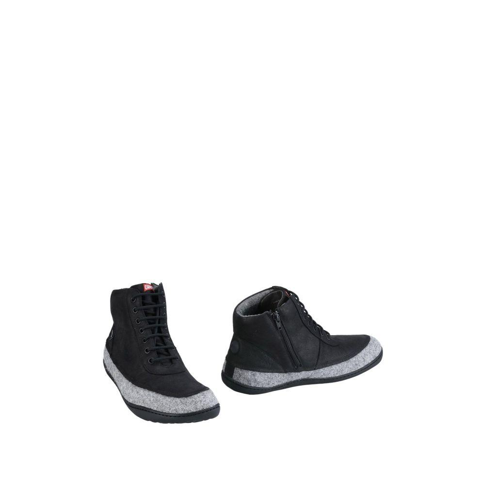 カンペール メンズ シューズ・靴 ブーツ Black 【サイズ交換無料】 カンペール CAMPER メンズ ブーツ シューズ・靴【boots】Black