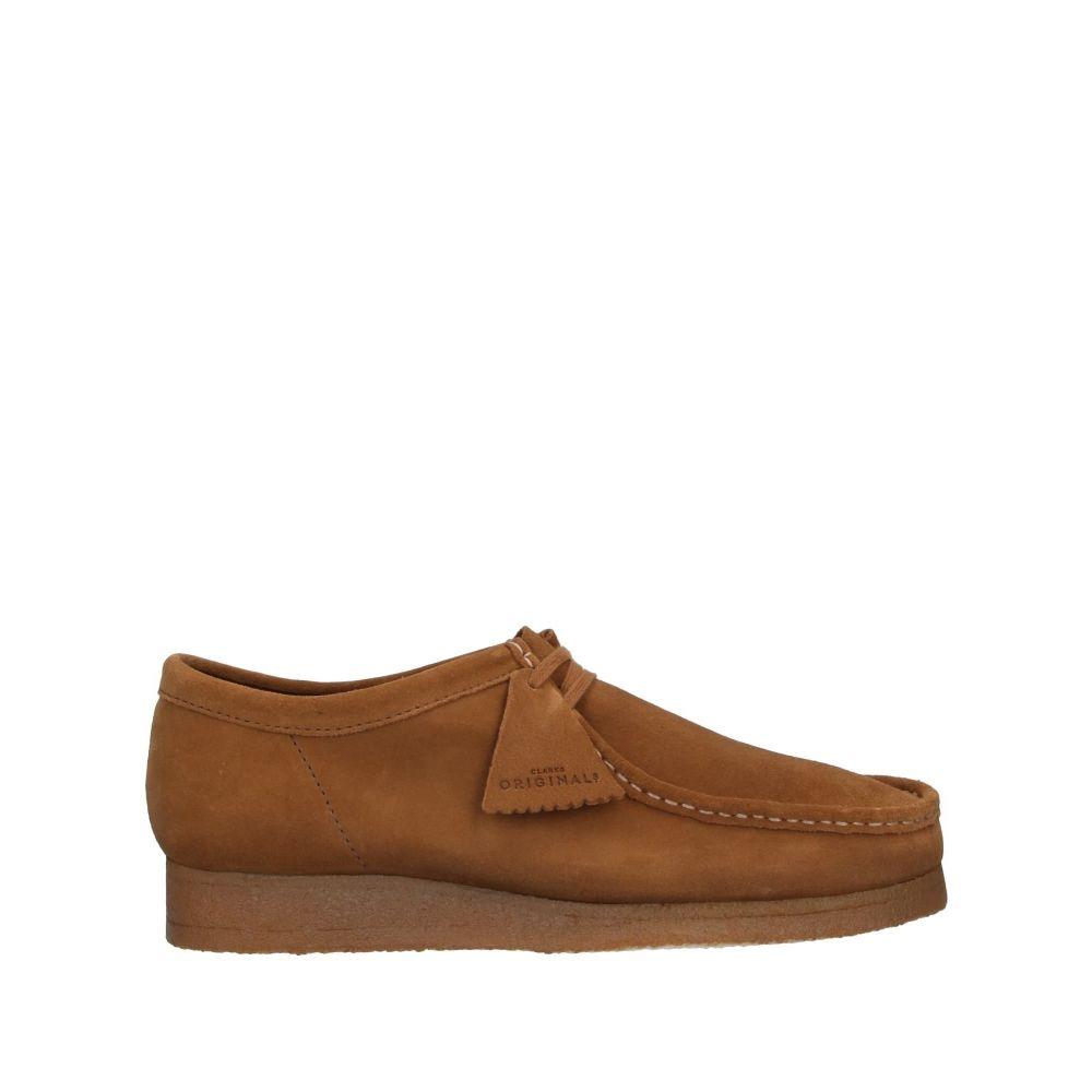 クラークス CLARKS ORIGINALS メンズ シューズ・靴 【laced shoes】Camel