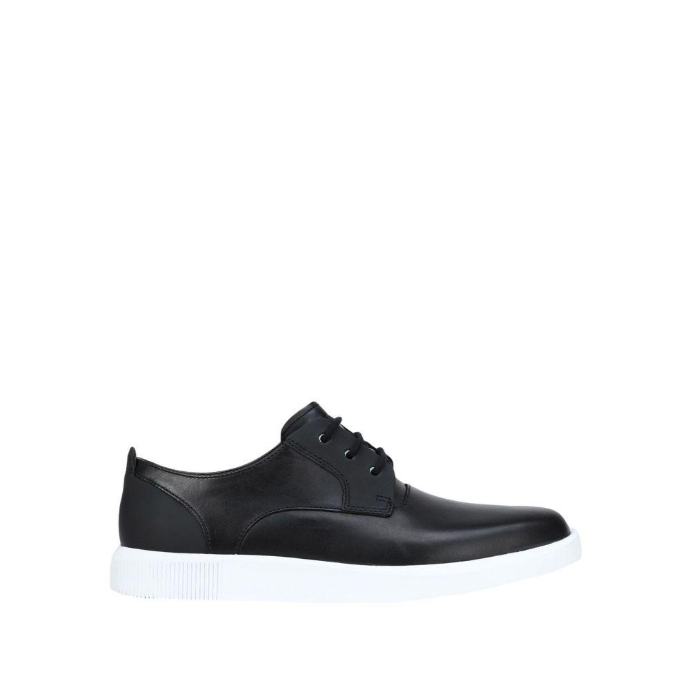 カンペール CAMPER メンズ シューズ・靴 【laced shoes】Black