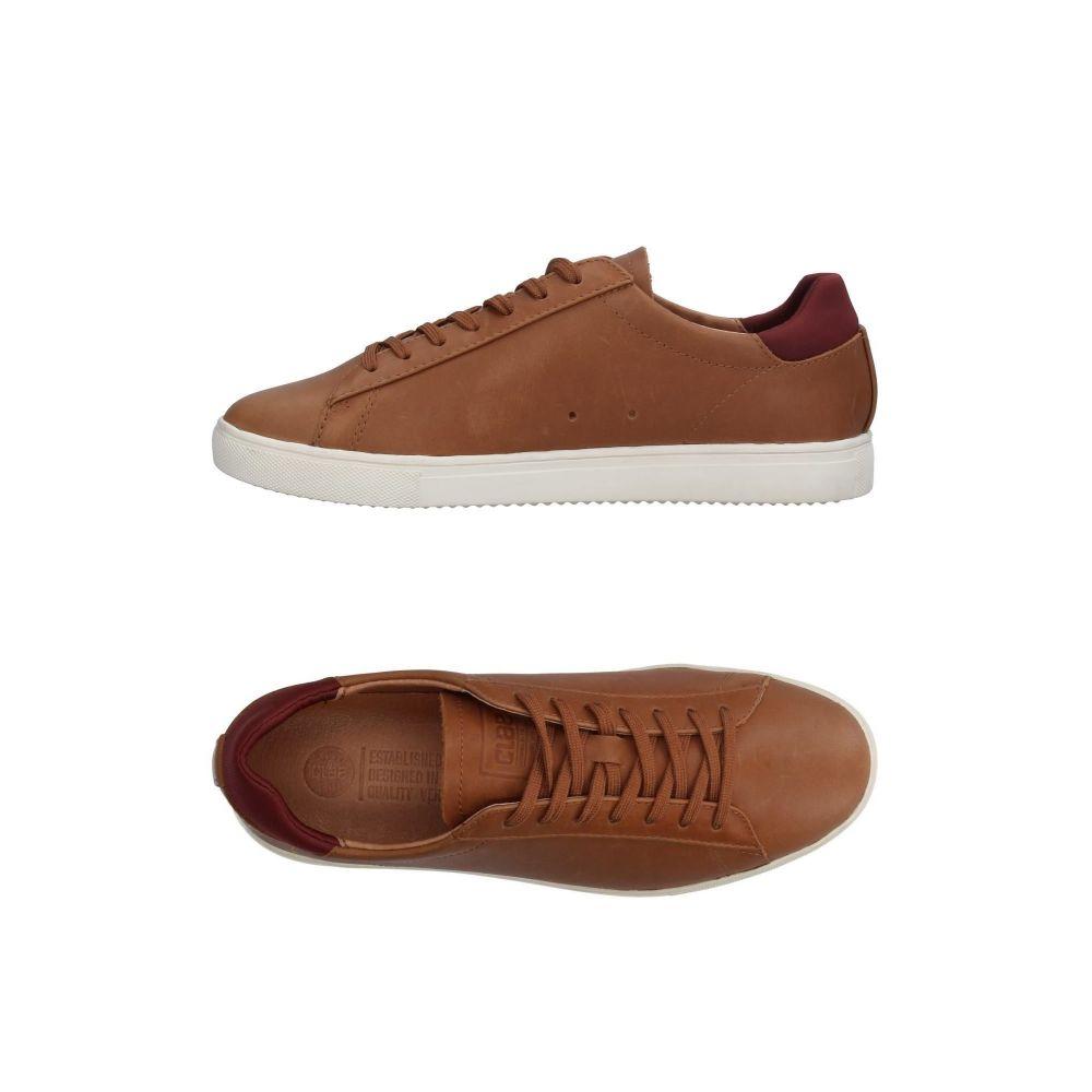 クレー CLAE メンズ スニーカー シューズ・靴【sneakers】Brown