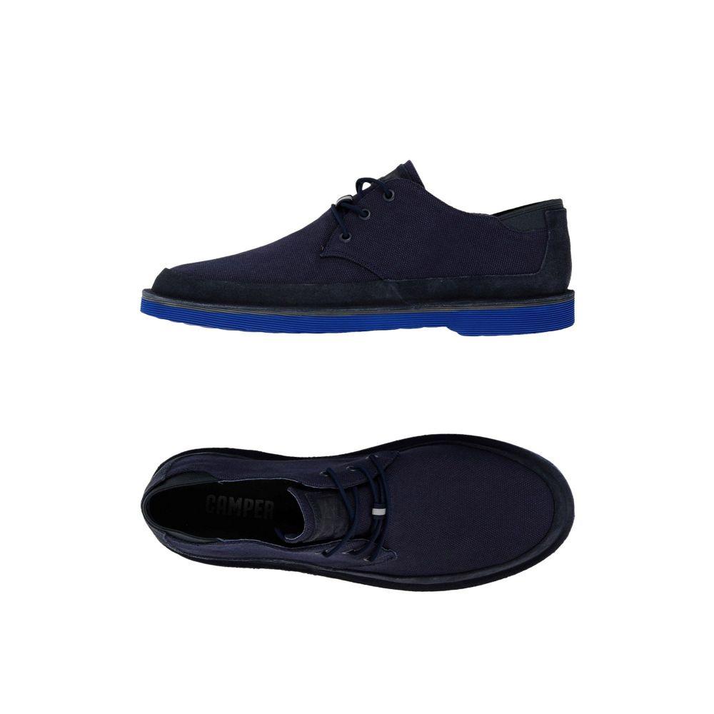 カンペール CAMPER メンズ シューズ・靴 【morrys】Dark blue