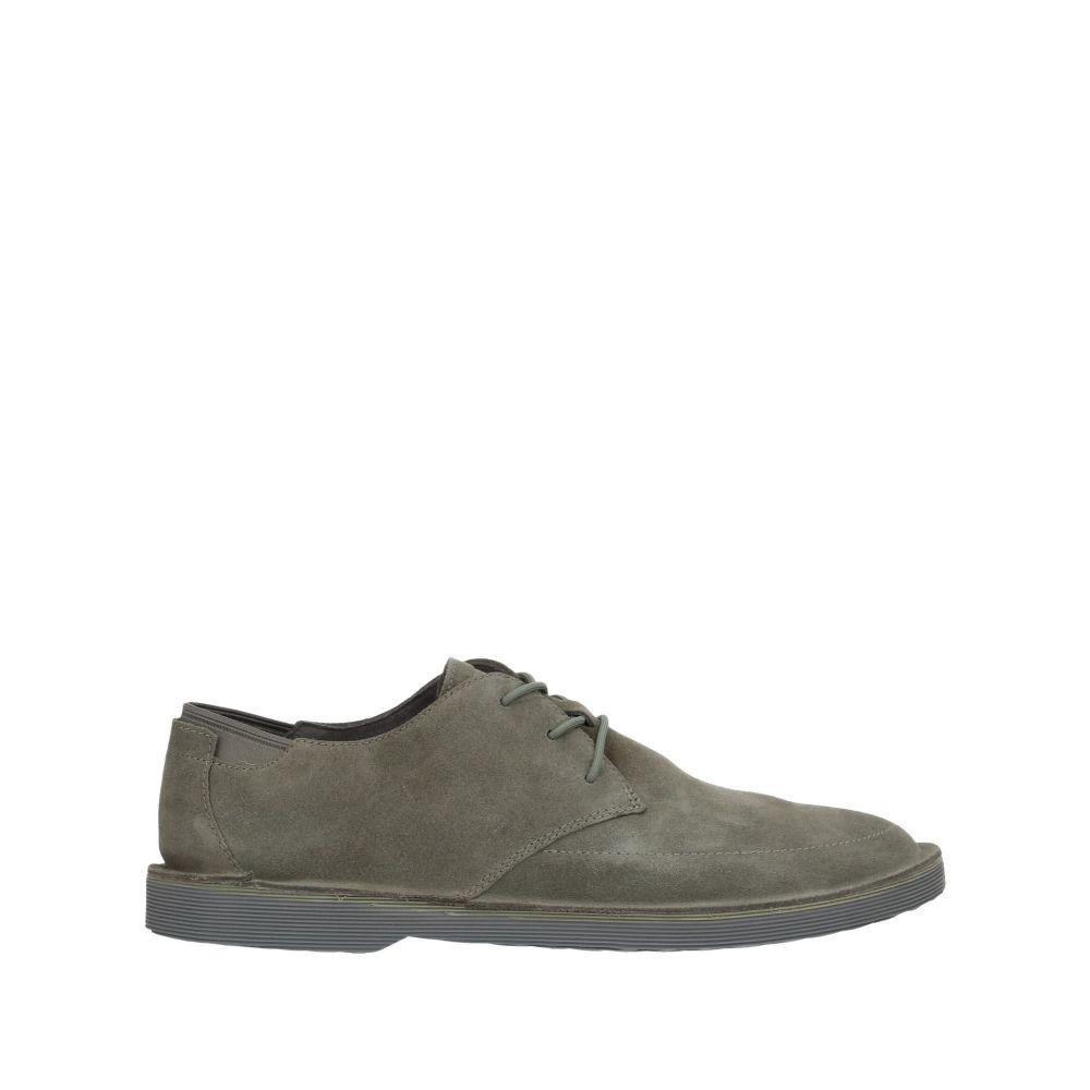 カンペール CAMPER メンズ シューズ・靴 【laced shoes】Military green