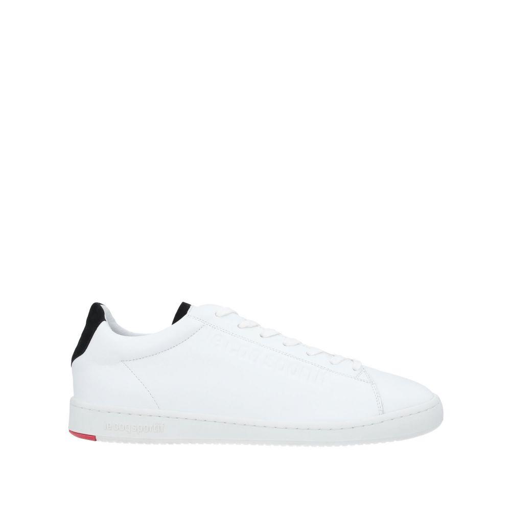 ルコックスポルティフ LE COQ SPORTIF メンズ スニーカー シューズ・靴【sneakers】White