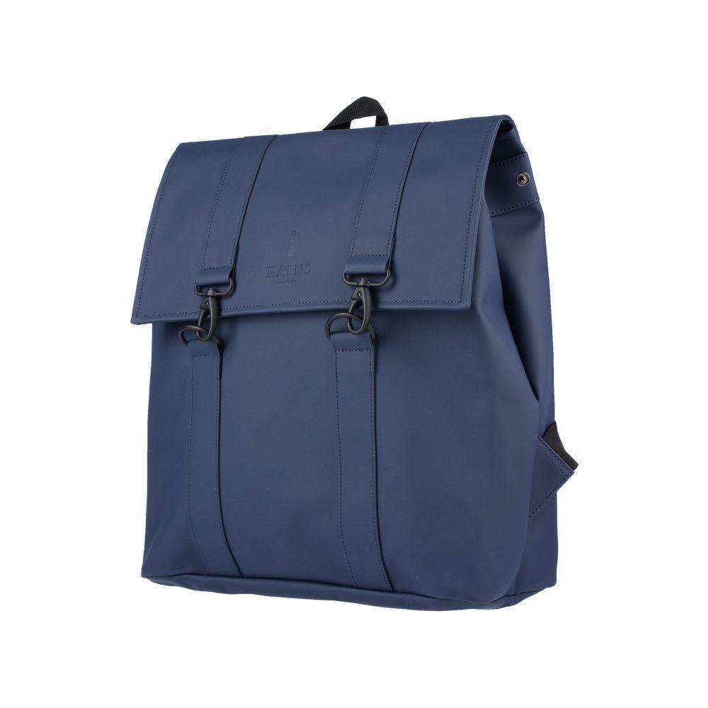 レインズ メンズ バッグ その他バッグ Dark blue 【サイズ交換無料】 レインズ RAINS メンズ バッグ 【backpack  fanny pack】Dark blue