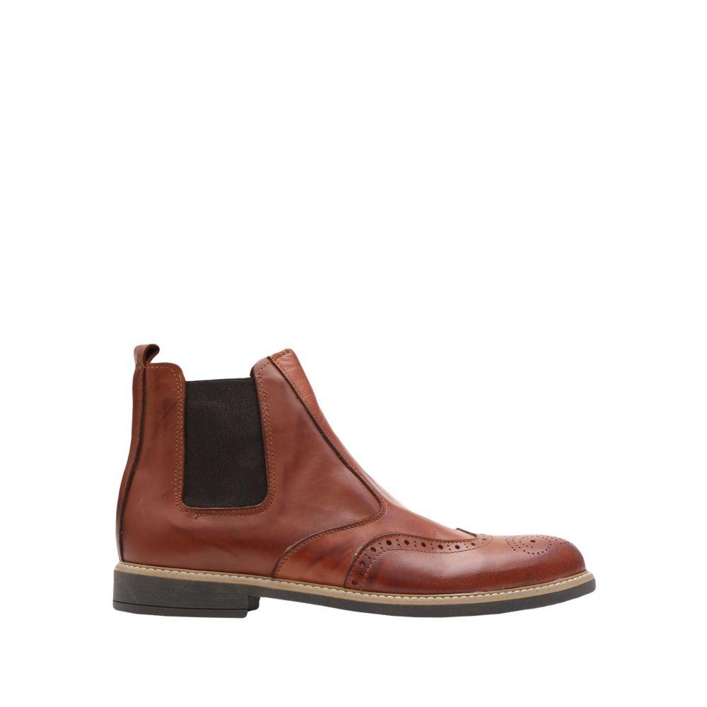 レオナルド プリンシピ LEONARDO PRINCIPI メンズ ブーツ シューズ・靴【boots】Brown