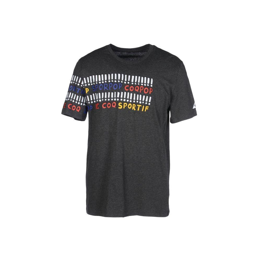 ルコックスポルティフ LE COQ SPORTIF メンズ Tシャツ トップス【pop sportif tee ss m】Lead