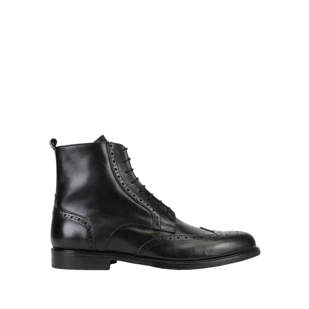 レオナルド プリンシピ LEONARDO PRINCIPI メンズ ブーツ シューズ・靴【boots】Black