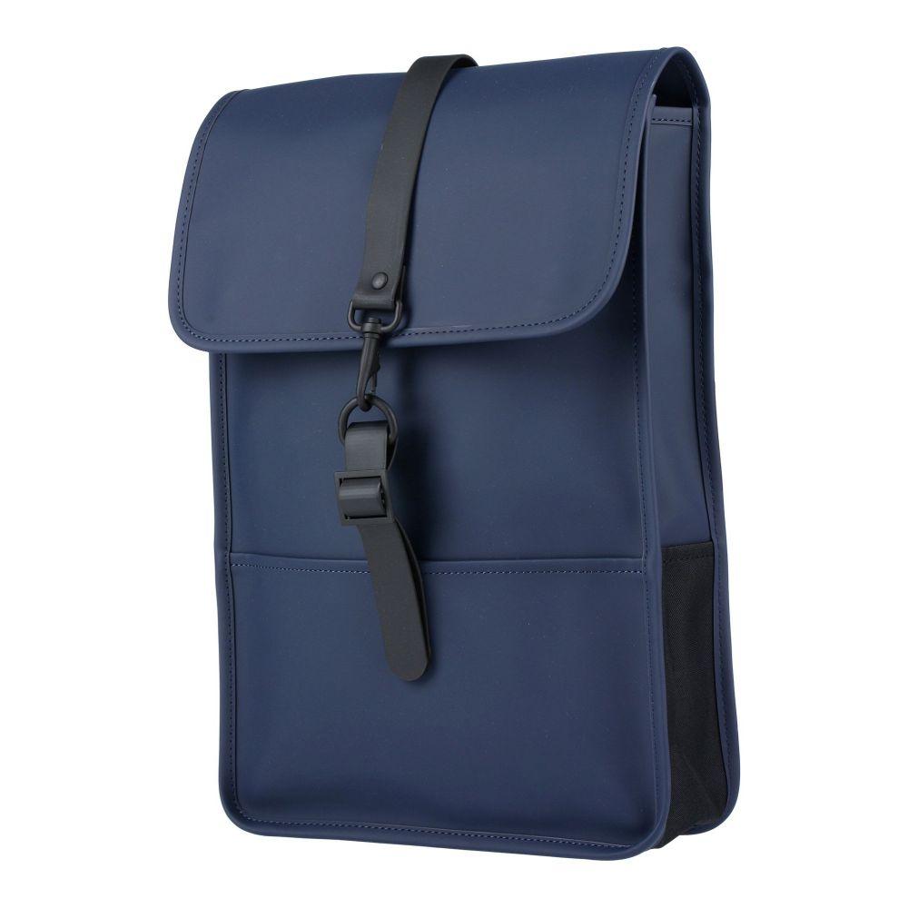 レインズ RAINS メンズ バッグ 【backpack & fanny pack】Dark blue