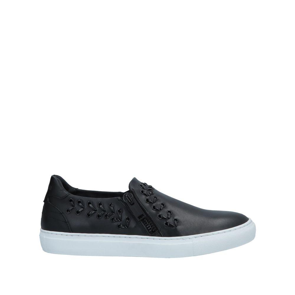 レゾム LES HOMMES メンズ スニーカー シューズ・靴【sneakers】Black