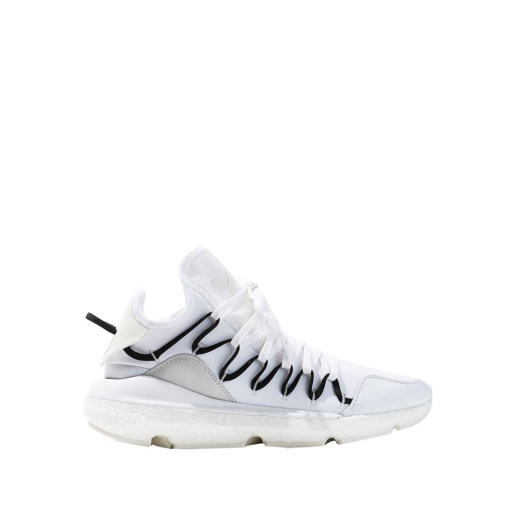 ワイスリー Y-3 メンズ スニーカー シューズ・靴【sneakers】White