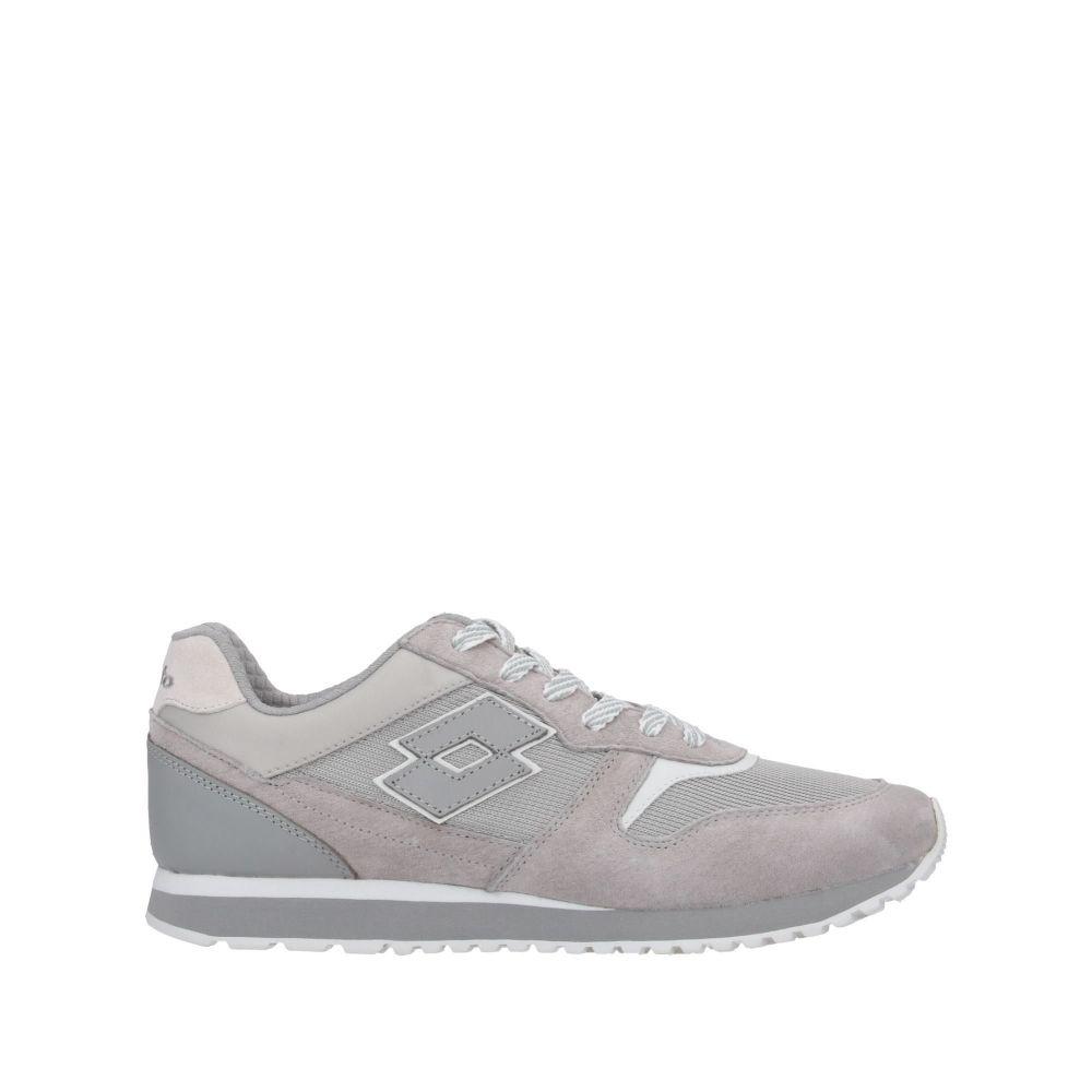 ロット レジェンダ LOTTO LEGGENDA メンズ スニーカー シューズ・靴【sneakers】Light grey