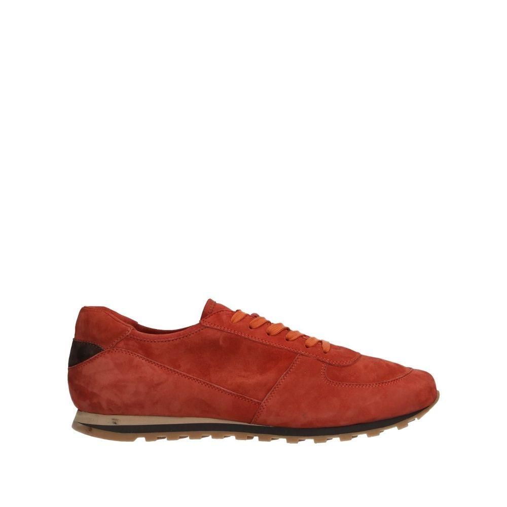 アンドレア ヴェントゥーラ ANDREA VENTURA FIRENZE メンズ スニーカー シューズ・靴【sneakers】Rust
