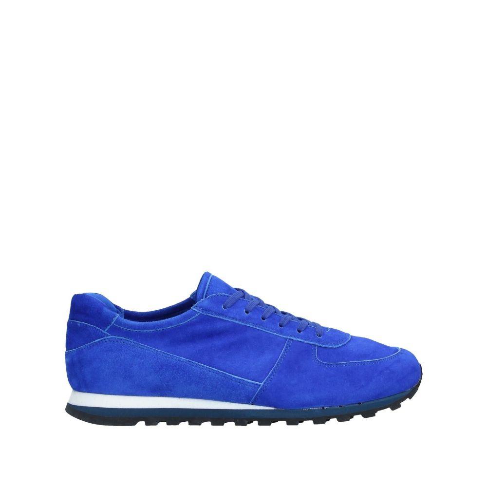 アンドレア ヴェントゥーラ ANDREA VENTURA FIRENZE メンズ スニーカー シューズ・靴【sneakers】Bright blue