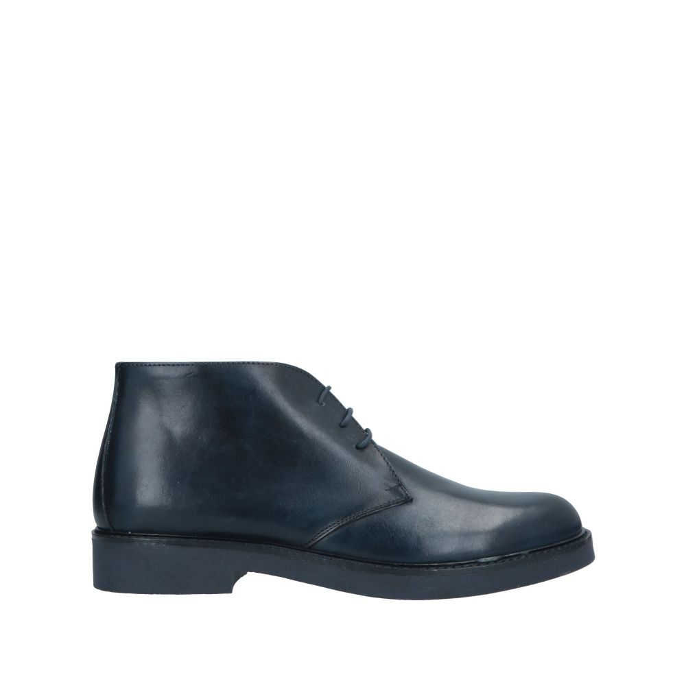 アンジェロ パロッタ ANGELO PALLOTTA メンズ ブーツ シューズ・靴【boots】Dark blue