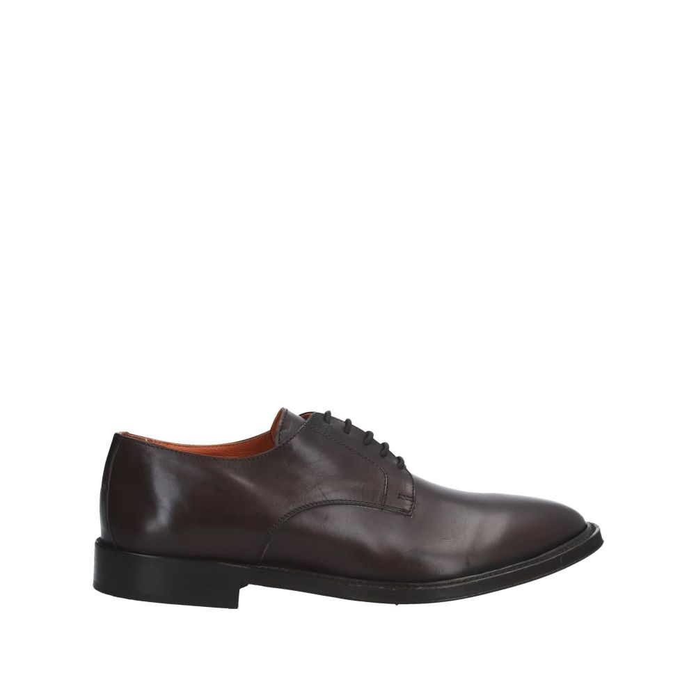 アンドレア ヴェントゥーラ ANDREA VENTURA FIRENZE メンズ シューズ・靴 【laced shoes】Dark brown