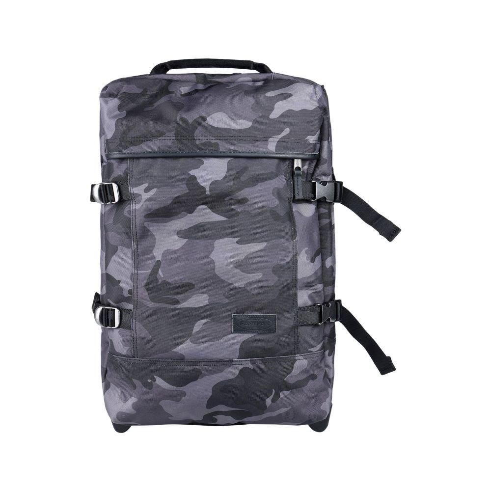 イーストパック EASTPAK メンズ スーツケース・キャリーバッグ バッグ【tranverz s】Grey