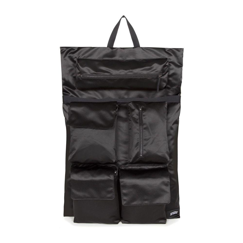 イーストパック EASTPAK x RAF SIMONS メンズ バックパック・リュック バッグ【rs poster backpack bl sat couple f】Black