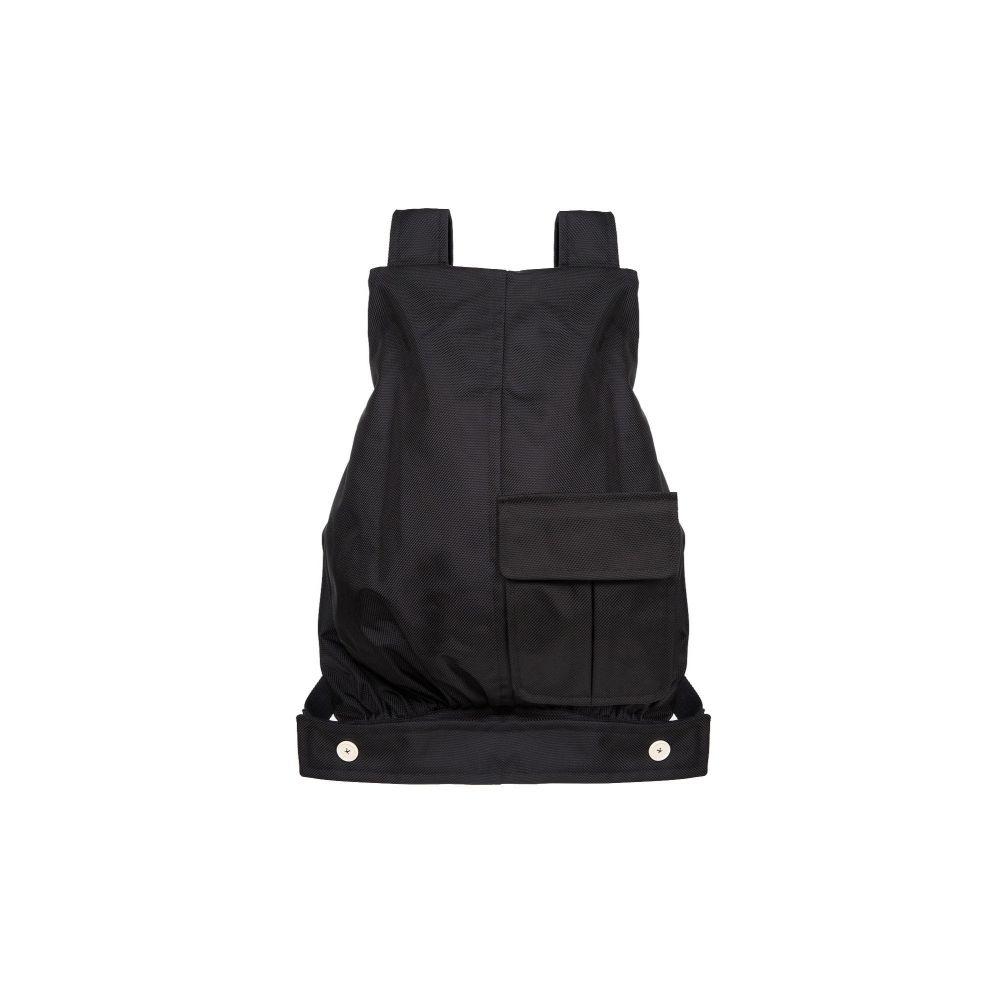 イーストパック EASTPAK x RAF SIMONS メンズ バッグ 【rs coat bag】Black