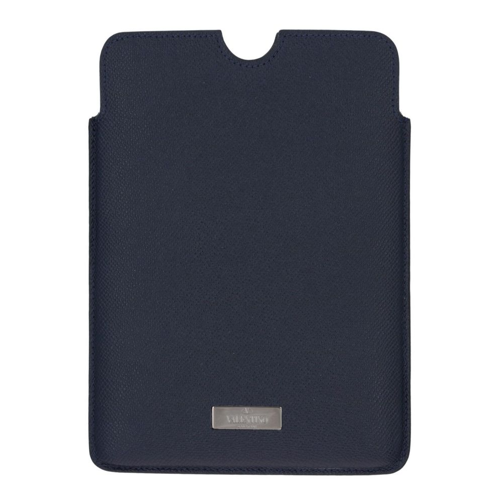 ヴァレンティノ VALENTINO GARAVANI メンズ タブレットケース 【tablet case】Dark blue