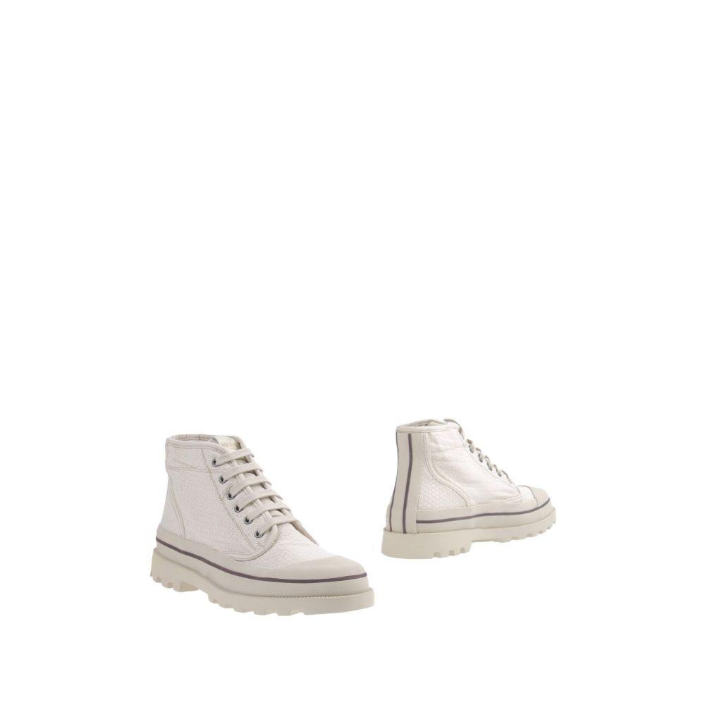 ヴァレンティノ VALENTINO GARAVANI メンズ ブーツ シューズ・靴【boots】Ivory
