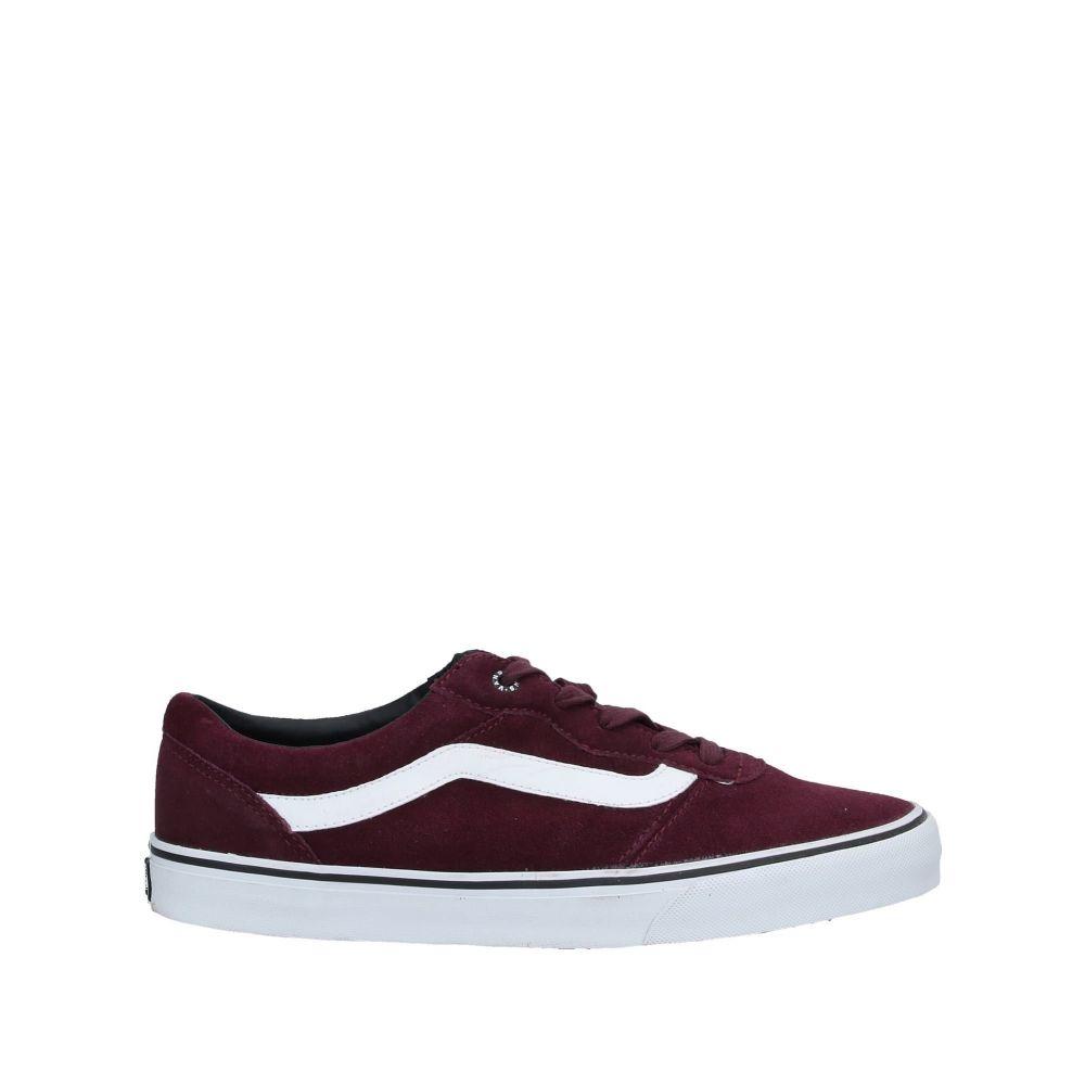 ヴァンズ VANS メンズ スニーカー シューズ・靴【sneakers】Deep purple