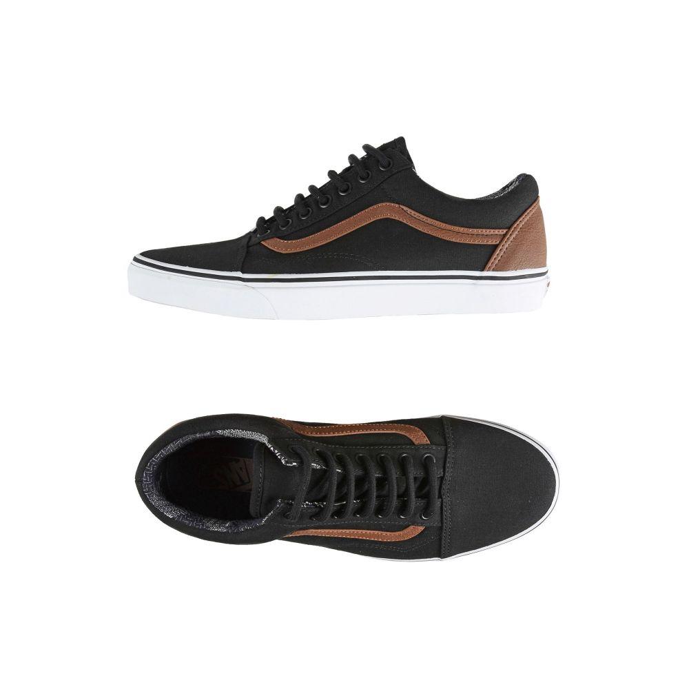 ヴァンズ VANS メンズ スニーカー シューズ・靴【ua old skool - c&l sneakers】Black