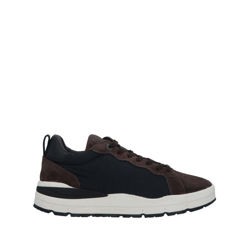 ウールリッチ WOOLRICH メンズ スニーカー シューズ・靴【sneakers】Dark brown