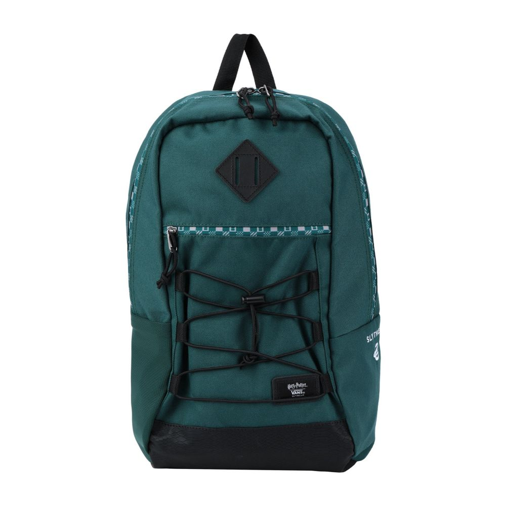 ヴァンズ VANS メンズ バックパック・リュック バッグ【snag backpack】Dark green