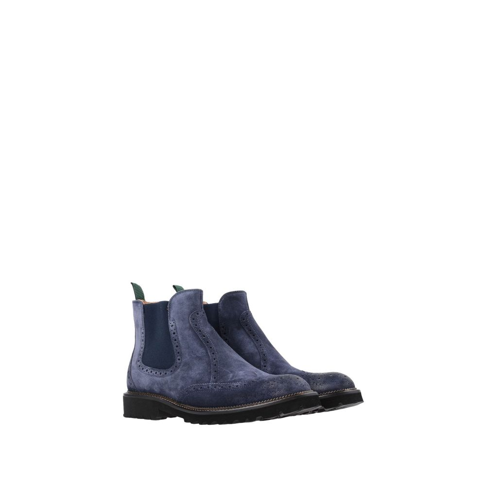 ウィラ THE WILLA メンズ ブーツ シューズ・靴【boots】Dark blue